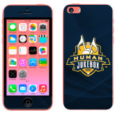 iPhone 5c Skin-The Human Jukebox Official Mark