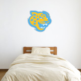 3 ft x 3 ft Fan WallSkinz-Jaguar Head
