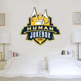 3 ft x 3 ft Fan WallSkinz-The Human Jukebox Official Mark