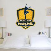 3 ft x 3 ft Fan WallSkinz-Fabulous Dancing Dolls Official Mark