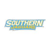 Small Decal-Southern Jaguars, 6 inches wide