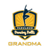 Small Decal-Fabulous Dancing Dolls - Grandma, 6in Tall