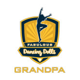 Small Decal-Fabulous Dancing Dolls - Grandpa, 6in Tall