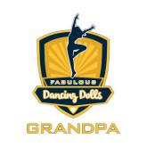 Small Decal-Fabulous Dancing Dolls - Grandpa, 6in Tall
