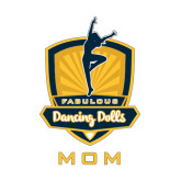 Mom Decal-Fabulous Dancing Dolls - Mom, 6in Tall