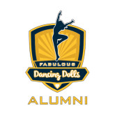 Alumni Decal-Fabulous Dancing Dolls - Alumni, 6in Tall