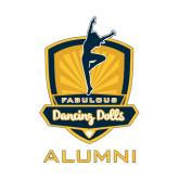 Alumni Decal-Fabulous Dancing Dolls - Alumni, 6in Tall