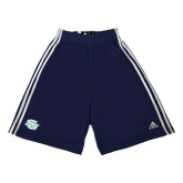 Adidas Climalite Navy Practice Short-Interlocking SU