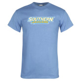 Light Blue T Shirt-Southern Jaguars