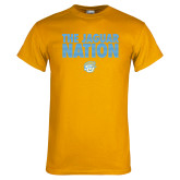 Gold T Shirt-The Jaguar Nation