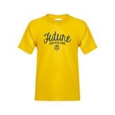 Youth Gold T Shirt-Future Dancing Doll