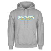 Grey Fleece Hoodie-Southern Jaguars