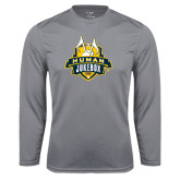 Syntrel Performance Steel Longsleeve Shirt-The Human Jukebox Official Mark