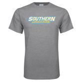 Grey T Shirt-Southern Jaguars