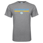 Grey T Shirt-#DefendHomeTurf