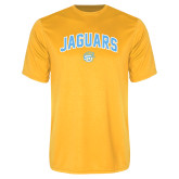 Syntrel Performance Gold Tee-Arched Jaguars