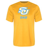 Performance Gold Tee-Dad