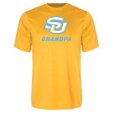 Syntrel Performance Gold Tee-Grandpa