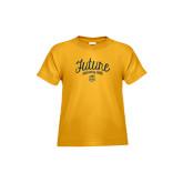 Toddler Gold T Shirt-Future Dancing Doll
