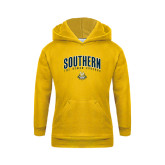 Youth Gold Fleece Hoodie-Arched Southern