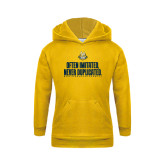 Youth Gold Fleece Hoodie-Often Imitated, Never Duplicated