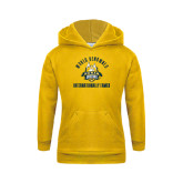 Youth Gold Fleece Hoodie-World Renowed