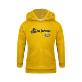 Youth Gold Fleece Hoodie-The Human Jukebox Script
