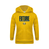 Youth Gold Fleece Hoodie-Future Jukebox Member