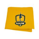 Gold Sweatshirt Blanket-Fabulous Dancing Dolls Official Mark