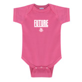 Fuchsia Infant Onesie-Future Jukebox Member