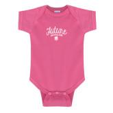 Fuchsia Infant Onesie-Future Dancing Doll