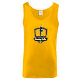 Gold Tank Top-Fabulous Dancing Dolls Official Mark