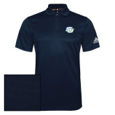 Adidas Climalite Navy Game Time Polo-Interlocking SU