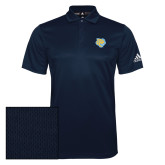 Adidas Climalite Navy Game Time Polo-Jaguar Head