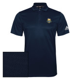 Adidas Climalite Navy Grind Polo-The Human Jukebox Official Mark