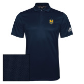Adidas Climalite Navy Grind Polo-Fabulous Dancing Dolls Official Mark