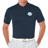 Callaway Opti Vent Navy Polo-Interlocking SU