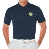 Callaway Opti Vent Navy Polo-Jaguar Head