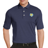 Callaway Tonal Navy Polo-Jaguar Head