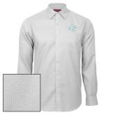 Red House White Diamond Dobby Long Sleeve Shirt-Interlocking SU