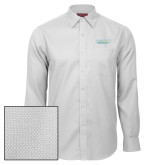 Red House White Diamond Dobby Long Sleeve Shirt-Southern Jaguars