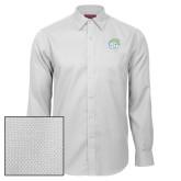 Red House White Diamond Dobby Long Sleeve Shirt-SU w/ Jaguar