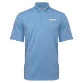 Light Blue Mini Stripe Polo-Southern Jaguars