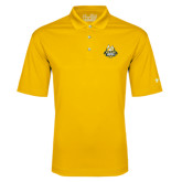 Under Armour Gold Performance Polo-The Human Jukebox Official Mark