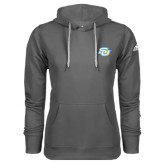 Adidas Climawarm Charcoal Team Issue Hoodie-Interlocking SU