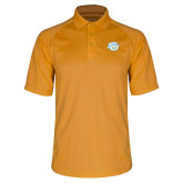 Gold Dri Mesh Pro Polo-Interlocking SU