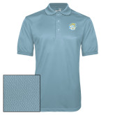 Light Blue Dry Mesh Polo-SU w/ Jaguar