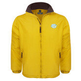 Gold Survivor Jacket-Interlocking SU