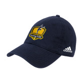 Adidas Navy Slouch Unstructured Low Profile Hat-Fabulous Dancing Dolls Official Mark