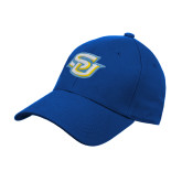 Royal Heavyweight Twill Pro Style Hat-Interlocking SU